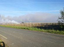 Plus d'une vingtaine  de Viti-Protect K30 sont  en fonctionnement dans  le vignoble français. Photo : DR