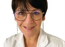 Professeure associée en médecine palliative, médecin de la douleur, praticienne hospitalière et cheffe de service du centre de soins palliatifs du CHU de Clermont-Ferrand, Virginie Guastella a mis en place, en 2014, un «bar à vins» dans son service. DR