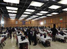La dégustation du concours international de Lyon s'est tenue samedi 2 avril 2016. Photo : A.Domenach/Pixel image