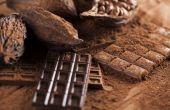 Une œnologue nous explique d'où viennent les arômes du chocolat !  Photos : DR