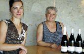 Catherine et Céline Champalou gèrent elles-mêmes la commercialisation, sans passer par des agents commerciaux. Photos: O. Lévêque/Pixel Image