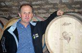Guy Cinquin, Domaine de l'Europe, Bourgogne. © E. Thomas/Pixel Image
