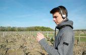 L'audioguide est l'une  des nombreuses activités proposées pour attirer  le visiteur. Photos : photos: MD Guihard/pixel image