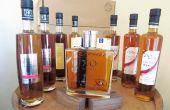 Les gammes pineau des Charentes et cognac du Frolet. «Si  je devais développer nos activités à l'export dans un proche avenir, je commencerais par la Belgique: c'est actuellement le 1er marché extérieur pour le pineau des Charentes», relève Thomas Quintard. Photos: V. Faure / PIXEL IMAGE