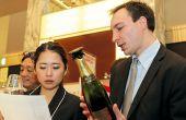 Le Japon se présente comme un marché dynamique. 2013 est la quatrième année de croissance consécutive pour les ventes de champagne. Photo : Nicolas DHUEZ