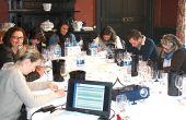 Le WSET est une formation permettant de s'initier à la dégustation, de reconnaître les grands cépages du monde, d'aborder lagéographie des vignobles, l'art de la dégustation, le service, l'étiquette… Photo : Vinascalies