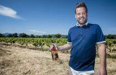 «Les côtes-de-provence sont reconnus leader sur le marché pour le rosé. Ne laissons pasle créneau effervescent  aux Champenois!», O.Lebrun. Photo : Château de Brigue