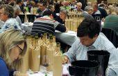 Entre 9 000 et 10 000 vins exclusivement français sont dégustés chaque année au Concours des vins de France de Mâcon. Photo : S. Favre/Pixel Image