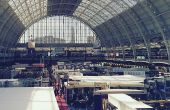 Sur la London Wine Fair, un stand équipé coûte 360 £/m² (environ 455 €/m²). Photo: flickr.com