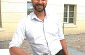 Vincent Chevrier, porte-parole de La Winetech et entrepreneur dans les start-up Vinexplore et Vinoteam. Photo : Audrey Domenach/Pixel Image
