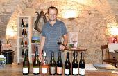 Les vins du château de Lancyre sont présents dans de nombreux restaurants de Montpellier. Les clients peuvent les retrouver au caveau de vente. Photo : Lancyre