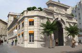 Au sein du Carré du palais d'Avignon, les visiteurs pourront découvrir les vins AOC côtes-du-rhône  et de la vallée du Rhône. Photo : Inter Rhône