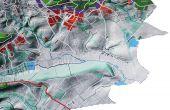 Une étude et  cartographie dessols descôtes-du-couchois a étéréalisée en 2016, dans l'objectif de déposer ultérieurement une demande d'intégration de lacouleur «blanc» à l'appellation. DR