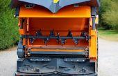 La largeur de l'épandeur de fumier et compost Streumaster -concept Panien est de 1,50m. Photo : Streumaster - concept Panien