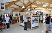 La boutique de la cave Castelbarry commercialise 13 à 15% de la production de la coopérative. Plus  de la moitié de ses clients sont titulaires de la carte  de fidélité. CP : Castelbarry