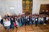 En juillet 2017, 246 des  800 membres du SME du vin de Bordeaux ont été récompensés par la double certification environnementale:  HVE et Iso 14001. CP : CIVB-JB.Nadeau