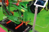 Le système d'effacement de guidage Guidamat)  fonctionne avec tous les outils de travail interrangs.