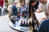 Lors de la première édition de Singuliers, 66domaines distribués sur Paris par VinHop ont fait le déplacement afin de rencontrer près de 400 visiteurs professionnels du vin.  © DR