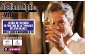 Atelier en ligne de Viti : le rôle de l'oxygène en fonction des vins blancs