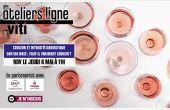 Atelier en ligne - Œnologie : Couleur et intensité aromatique sur vin rosé : faut-il vraiment choisir ?