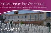 l'association Iter Vitis organise un colloque à Cahors.