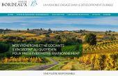 Un nouveau site internet grand public www.bordeauxvignobleengage.com