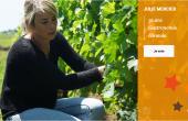 Julier Mercier, finaliste du concours graines d'agriculteurs