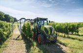 La nouvelle génération de tracteurs Nexos développée par le constructeur Claas, se décline en 14 modèles.  Photos : DR