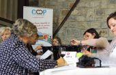 Les femmes journalistes invitées par Coop de France Languedoc-Roussillon dégustent les vins de la région (s.favre/pixel image)