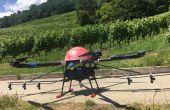 Des sénateurs souhaitent étendre le champs d'application de l'expérimentation de pulvérisation par drone