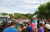 3 000 personnes étaient présentes au Tech&Bio viticulture à Montagne, les 6 et 7 juillet 2016. Photo : O.Lévêque/Pixel Image
