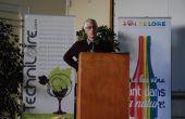 Jean-Marc Touzard (Inra Montpellier) co-anime le projet LACCAVE sur l'adaptation de la viticul-ture française face au changement climatique. Photo O.Lévêque/Pixel Image