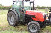 tracteur vigneron SAME Frutteto Active Drive