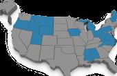 Dix-huit États dont le Maryland, le Minnesota et le Dakota du Sud ont adopté le modèle du monopole. Dans le New Hampshire, la Virginie, la Caroline du Nord ou l'Oregon, la distribution d'alcool est contrôlée par l'État sauf pour le vin. http://www.nabca.org/States/States.aspx. Photo : DR