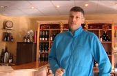 Franck Vichet, 46 ans, vigneron– coopérateur dans le Jura a été élu le 14 janvier 2016 président de la Fédération Nationale des Producteurs et Elaborateurs de Crémant. Photo France 3 franche-Comté, R.Négri
