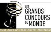 concours des Grands vins Blancs du monde