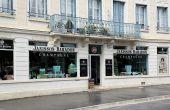 Placée au début de l'avenue de Champagne, la boutique fait 60 m2 et dispose d'une bonne visibilité avec 20 m linéaires de façade. Photo : DR
