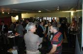 Une vingtaine de domaines bio ont participé au premier Salon Le vin au vert à Lyon.
