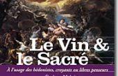 Dans le cadre des Ecrits'vins, Evelyne Malnic vous donne rendez-vous pour une conférence littéraire le jeudi 17 novembre 20166 de 18h30 à 20h30 à la maison des vins du Languedoc.