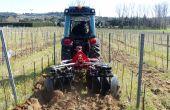Quivogne présente son nouveau cover-crop vigneron porté : PXVI. Photo : DR