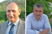 Alain Baccino (à gauche) et Hervé Grandeau. Photos : DR