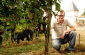 Pour Pierre-Henri Cosyns, les vins sans SO2 font partie  de la solution pour reconquérir les marchés. Château Grand Launay