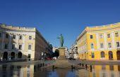 La place principale d'Odessa classée au patrimoine mondial UNESCO (S.Badet]
