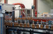 L'union de coopérative de Provence, Estandon Vignerons, a dévoilé le mois dernier son nouveau  dispositif de mise en bouteille s'étalant sur 5 500 m². Photo : L.Rubio/Pixel Image