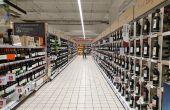 Les foires aux vins de printemps 2020 n'attirent pas les clients confinés (S.Badet).