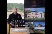 Stéphane Kandler, propriétaire du château Tourril: «Depuis le début de nos efforts en 2012, nous sommes passés de presque zéro à 35% de chiffre d'affaires à l'export, notre objectif est d'atteindre les 50%.» Photo : Global Vini Services