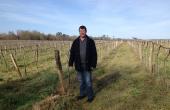 Serge Tintané, élu à la présidence de Anivin,  est viticulteur dans les Landes et président de la section vin de Vivadour