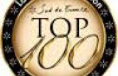 Concours Top 100 Languedoc-Roussillon Sud de France