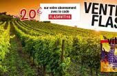 - 20 € sur l'abonnement d'un an à Viti et ses pages Leaders