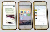 WhatsApp, comme ses concurrents Line ou Telegram, présente deux principaux atouts par rapport aux SMS classiques : la possibilité de gérer des groupes de messagerie, et la gratuité d'envoi, en France comme à l'étranger, en passant par le réseau 3G ou le Wifi. Photos : DR